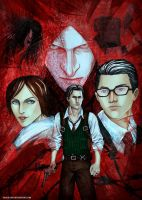 The Evil Within by Grace-Zed