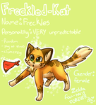 Freckies reff. sheet by Freckled-Kat