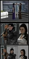 Mass Effect - Helping Miranda by Yuri-World-Ruler