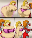 C.Royalcorn. Fun with hypnosis part2 by Capo16