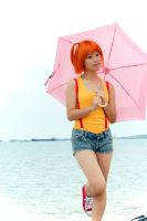 Misty's umbrella by swe3tapple
