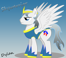 Skywarrior - True MLP Style by Mace66VW