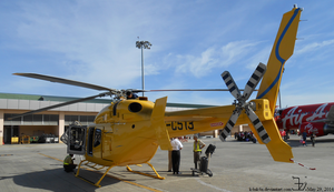 Helicopter 20140529 _ Bell 429 _ 1 by K4nK4n