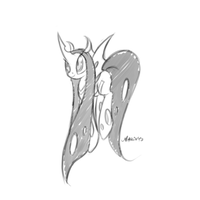 MLP: Ambrosia Fast Drawing by SrMario