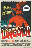 The Death of Lincoln by nightlink