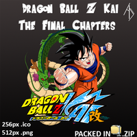 Dragon Ball Z Kai The Final Chapters Icon by antoinenguyen