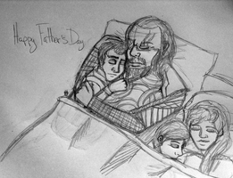 Happy Father's Day by InvisibleCorpseGirl