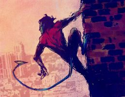 Nightcrawler by beanclam