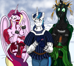 Equestrian Hamlet by Witkacy1994