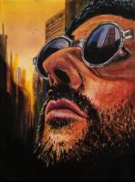 Leon the professional by solisthe1