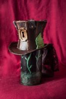 Steampunk Hat by AndreaArtavia