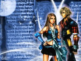 Final Fantasy X by willowflower