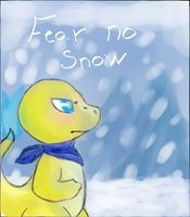 Fear No Snow by animalstomp