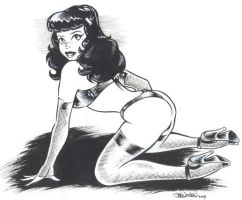 Bettie by DLNorton
