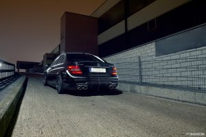 Mercedes-Benz C63 AMG - 7 by mystic-darkness
