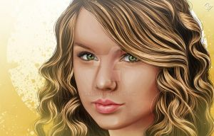 Taylor Swift by yanski19