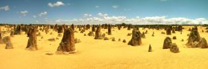 Pinnacles by Smoothiebear