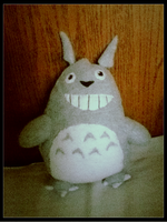 Another Totoro by tofuskin21