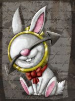 Alice in Wonderland-The Rabbit by G-Lulu