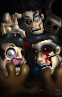 Five Nights at Markiplier's by DragonRaine