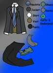 Cecil's Suit Reference by toamac