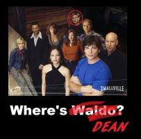 SPN- Where is Waldo? by Reinrassic-the-5th