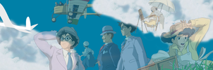 The Wind Rises Contest by starnova63