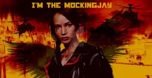 The Mockingjay by CullenGirl1991