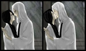 Request-- Ukitake x Unohana by berrypeculiar