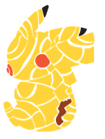 Puzzle_Pikachu by Ally-Nad