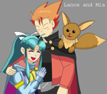 Mia and Lance by j3-proto