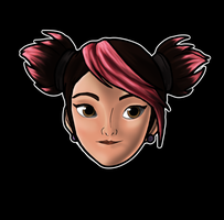 Miko Head by Laserbot