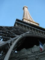 Eiffel Tower by plutoplus1