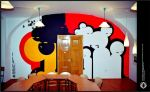wall painting - 'ampules' by Raven30412