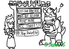 Bowser Event by JezMM
