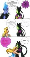 Maleficent's Love by CarmenFoolHeart