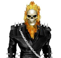 Ghost Rider Vicious Cycle ver 2.0 by HollowBerserk