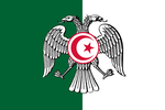 Russian North Africa Flag by Party9999999