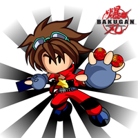 Bakugan by cabal-art