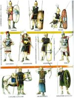Roman Army Evolution Part 2 by Fall3NAiRBoRnE