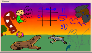 Iscribble 1 by Jenny2-point-0
