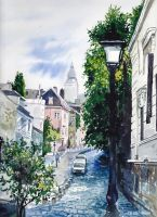 Montmartre by chatte-bleu