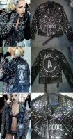 Lady Gaga Telephone Jacket by AjGurl