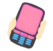 Celular PNG by LoveOfParis