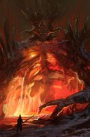 Hell Spawn 2 by parkurtommo