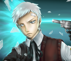 Akihiko summon by RoiyaChan