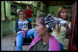@ the hairdressers 3 by watto58