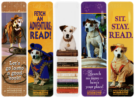 Wishbone Bookmark Collection by The-Toy-Chest
