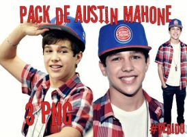 Pack de Austin Mahone by MariiLu