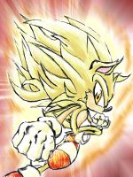 Super Sonic - digital by BiggCaZ